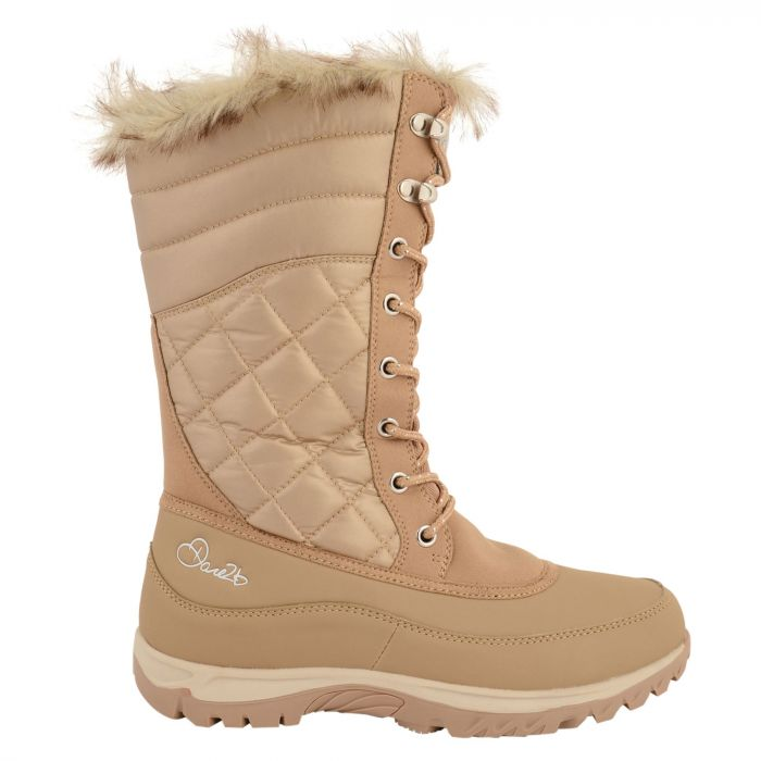 Women's Kardrona Snow Boots Champagne