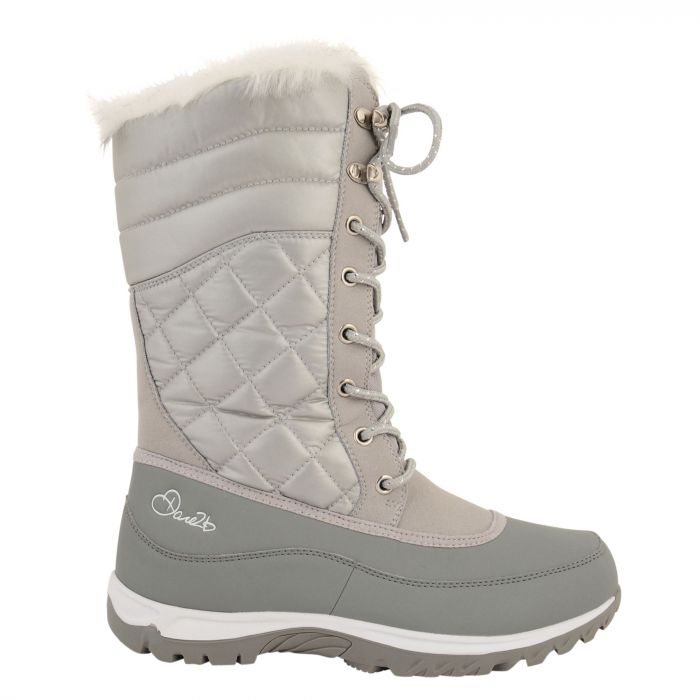 Women's Kardrona Snow Boots Silver