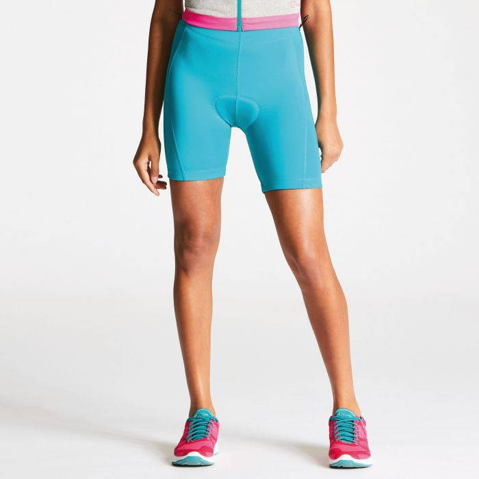 Women's Turnaround Cycle Shorts Blue