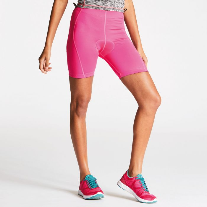 Women's Turnaround Cycle Shorts Pink