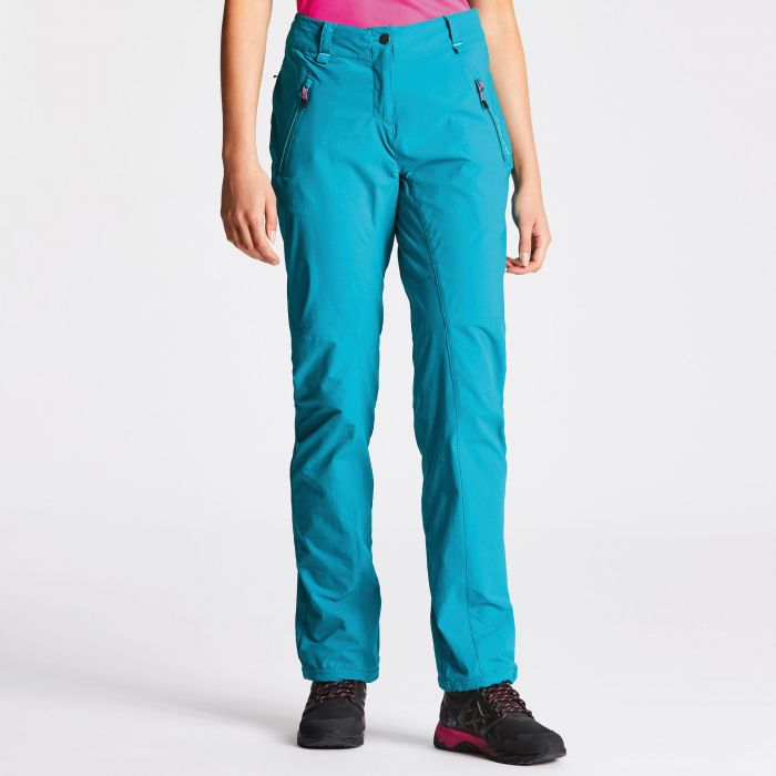 Women's Melodic Trousers Shoreline Blue