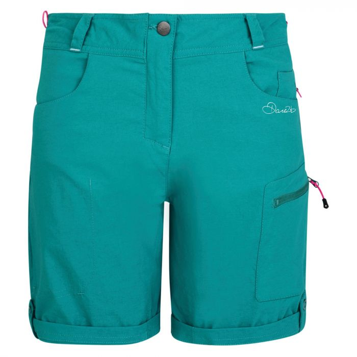 Women's Melodic Walking Shorts Shoreline Blue