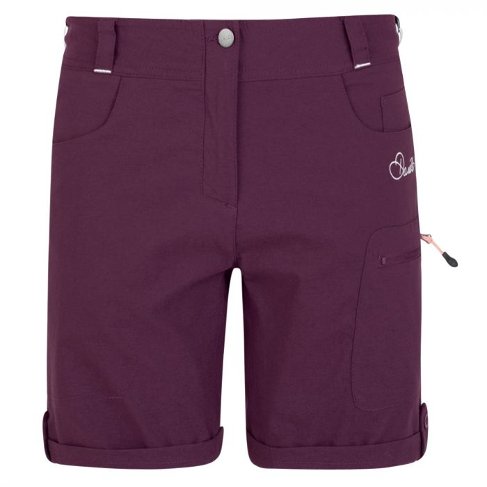 Women's Melodic Walking Shorts Lunar Purple