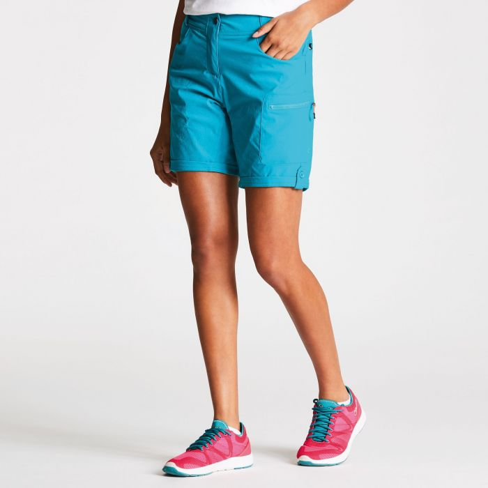 Women's Melodic Walking Shorts Sea Breeze Blue