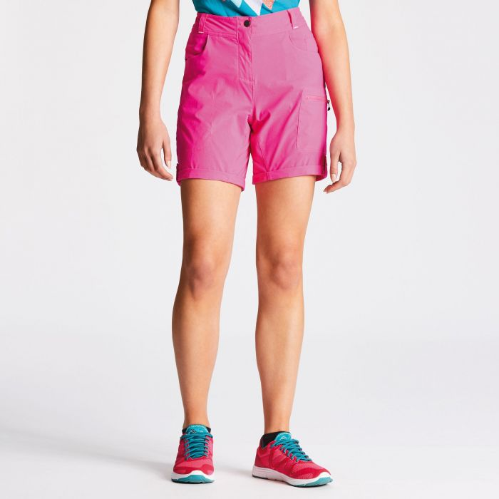 Women's Melodic Walking Shorts Cyber Pink