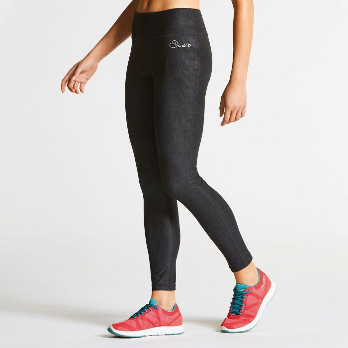 Women's Eclectic Fitness Leggings Black