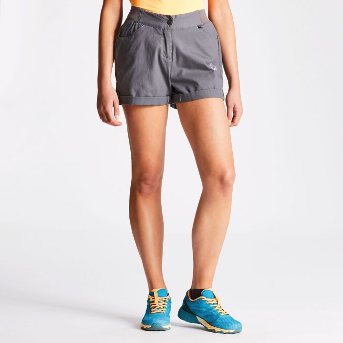 Women's Arioso Shorts Smokey Grey