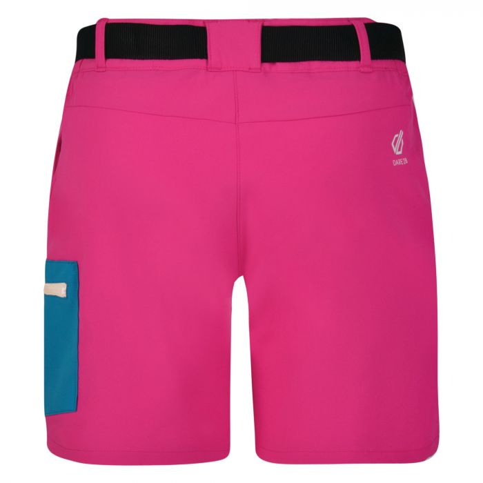 048ea4c2e1 Women's Revify Lightweight Multi Pocket Walking Shorts Cyber Pink ...