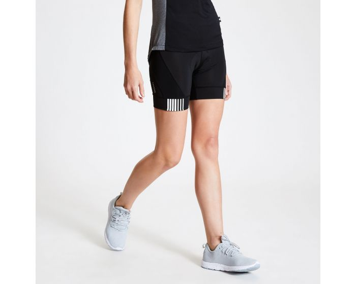 Women's AEP Propell Cycling Shorts Black White