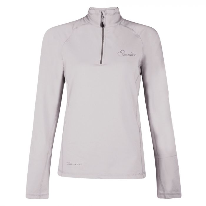 Women's Involve Core Stretch Midlayer White