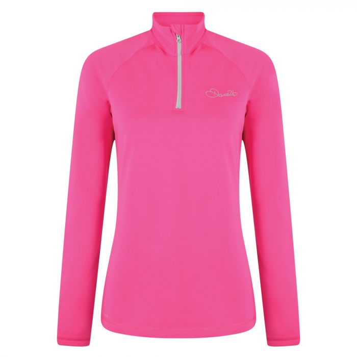 Women's Loveline III Core Stretch Midlayer Cyber Pink