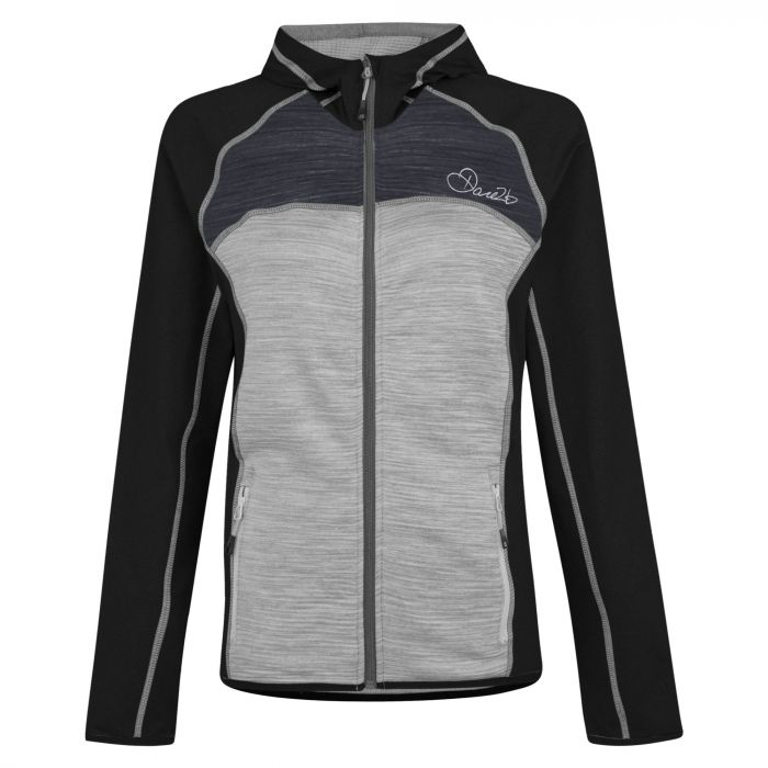 Women's Courtesy II Hoodie Black/Ash Grey