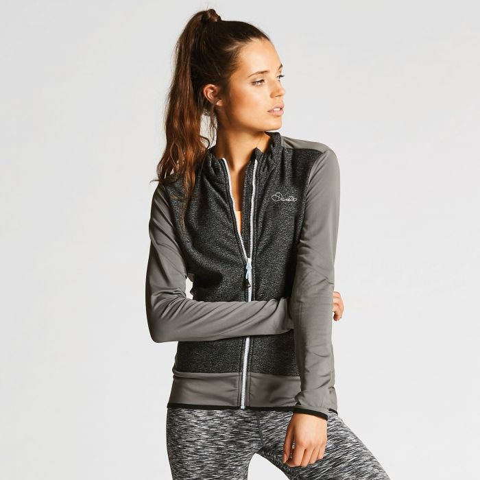 Women's Immerge Core Stretch Jacket Smokey/Charcoal