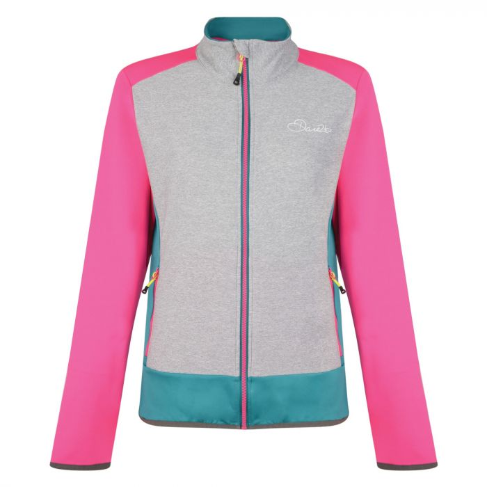 Women's Immerge Core Stretch Jacket Cyber Pink/Shore