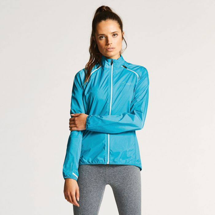 Women's Unveil II Windshell Jacket Sea Breeze Blue