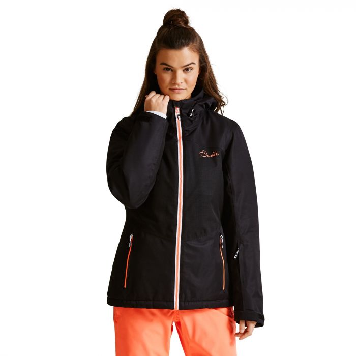 Women's Beckoned II Ski Jacket Black