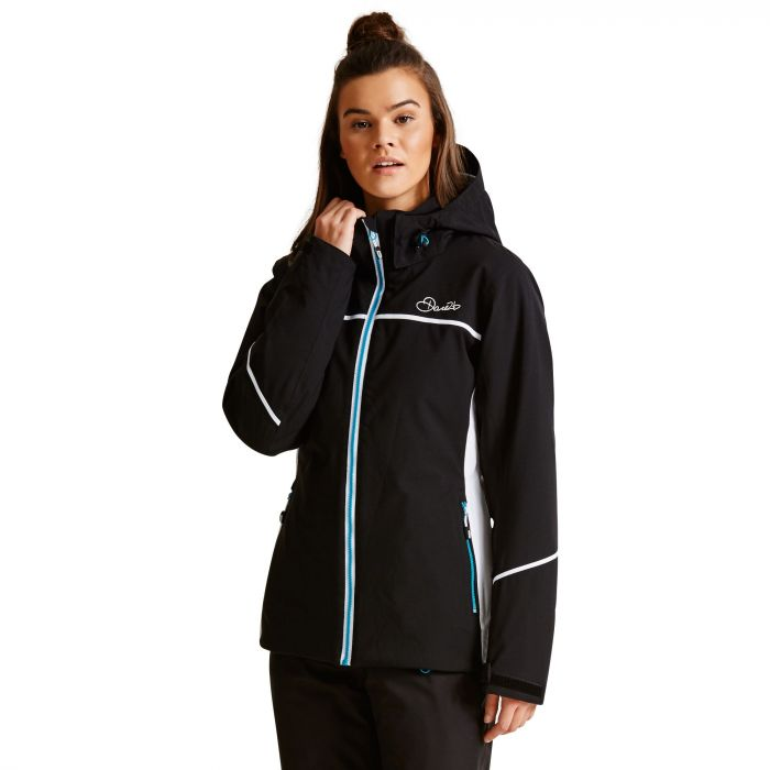 Women's Effectuate Ski Jacket Black
