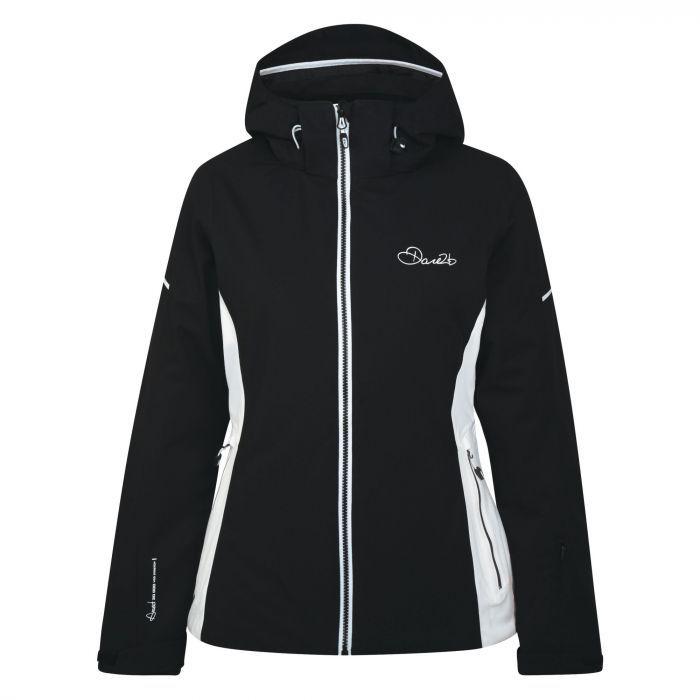 Women's Contrive Ski Jacket Black