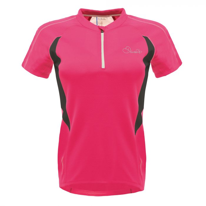 Configure Cycle Jersey Neon Pink