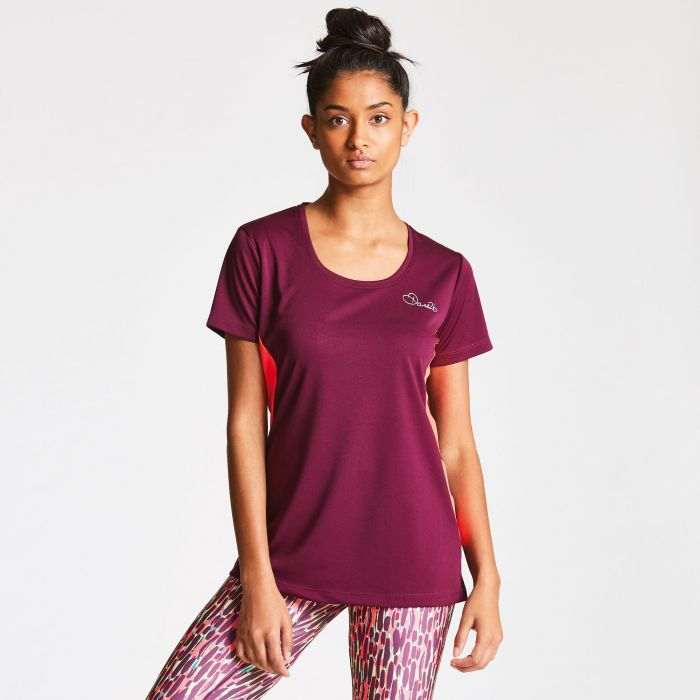 Women's Reform II T-Shirt Lunar Purple