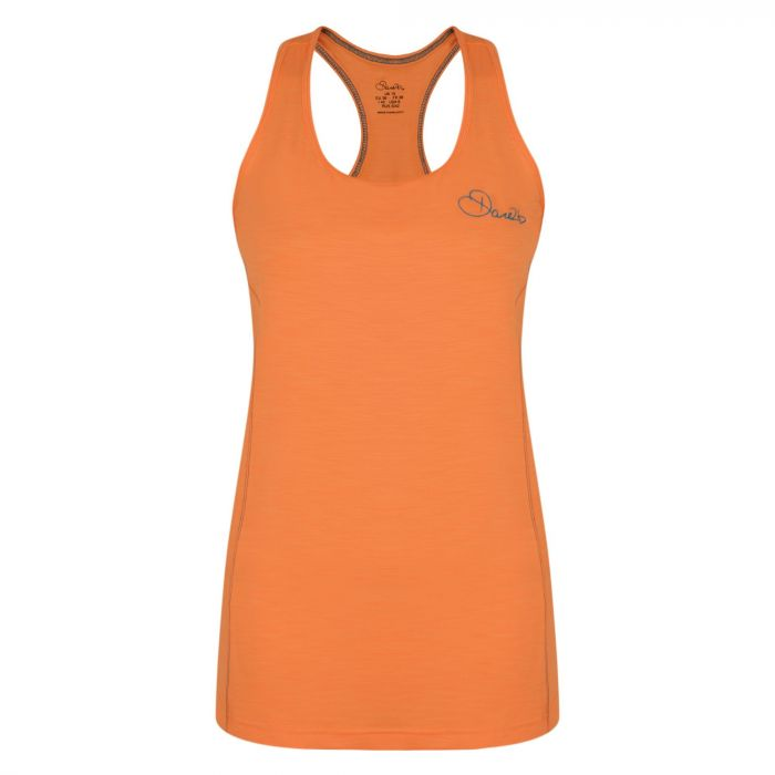 Women's Pertain Vest Orange Burst