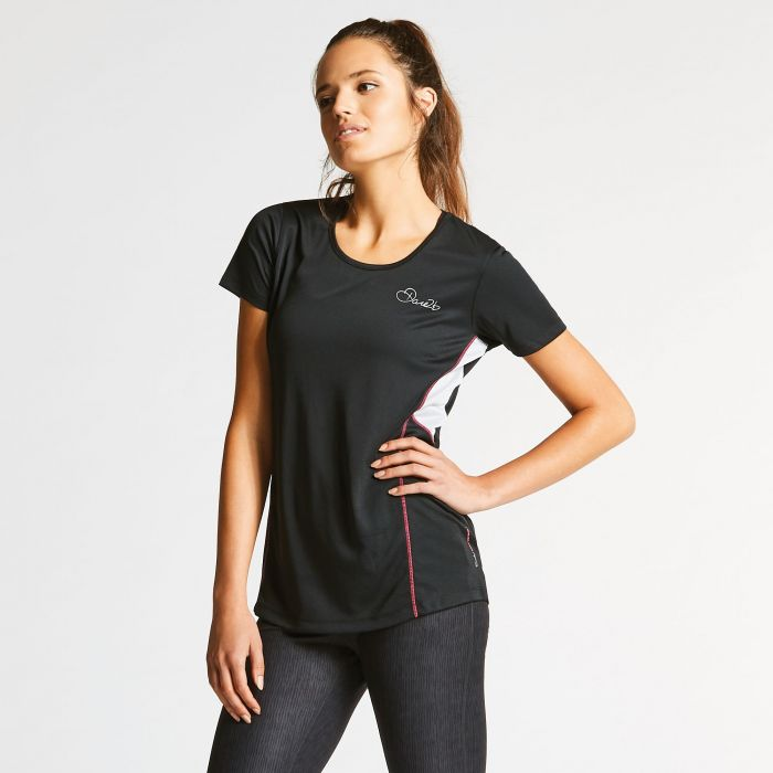 Women's Aspect T-Shirt Black