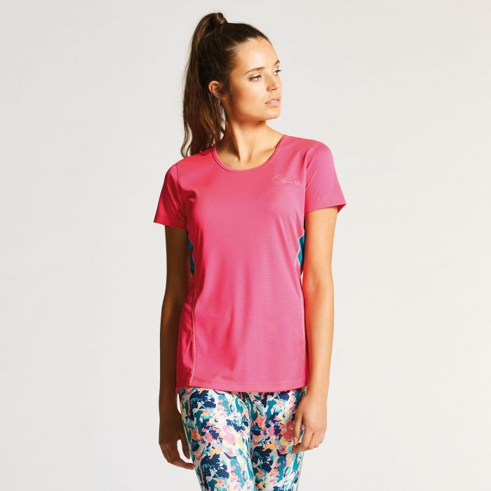 Women's Aspect T-Shirt Pink