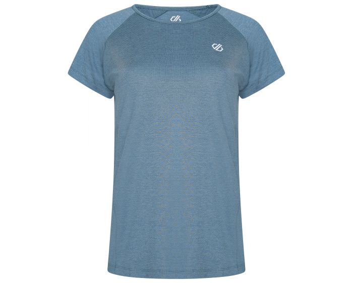 Women's Corral Quick Drying T-Shirt Dragonfly Green