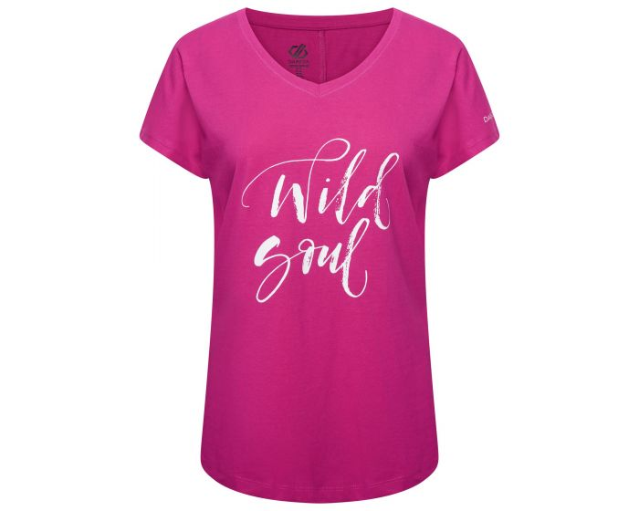 General Clothing Women's Moments Graphic T-Shirt  Active Pink