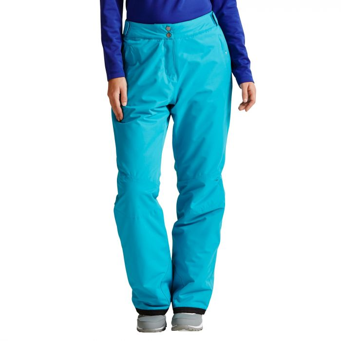 Women's Attract II Ski Pants Sea Breeze