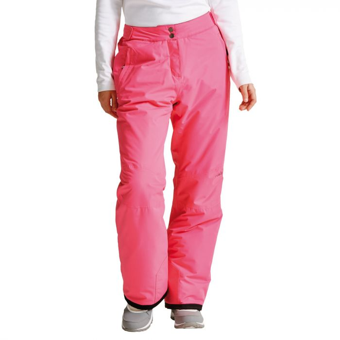 Women's Attract II Ski Pants Cyber Pink