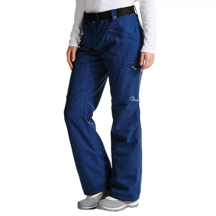 Women's Free Scope Ski Pants Admiral Blue