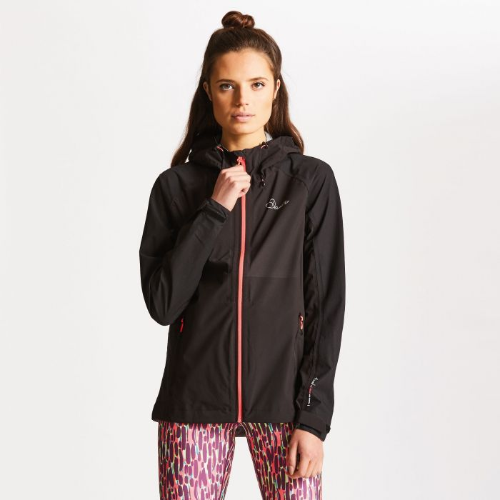 Women's Recourse II Lightweight Jacket Black