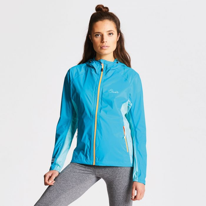 Women's Opacus Lightweight Jacket Sea Breeze/Bahama Blue