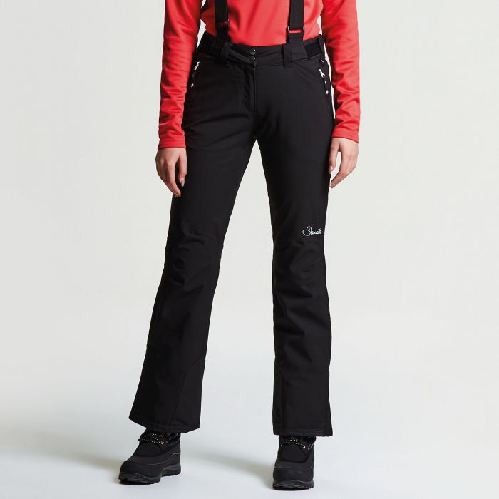 Women's Stand For Ski Pants Black