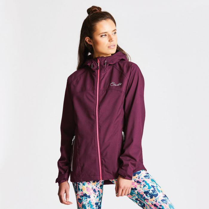 Women's Repute II Waterproof Jacket Lunar Purple