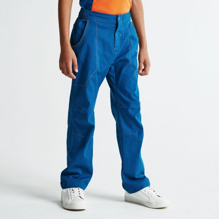 Kids Contingent Trousers Kingfisher Blue
