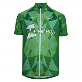 KIDS 2017 OVO TOUR OF BRITAIN WINNERS GREEN JERSEY
