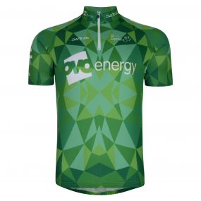 2017 OVO TOUR OF BRITAIN WINNERS GREEN JERSEY