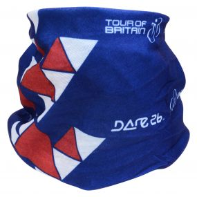 2017 Tour Of Britain Souvenir Cycle Snood Blue