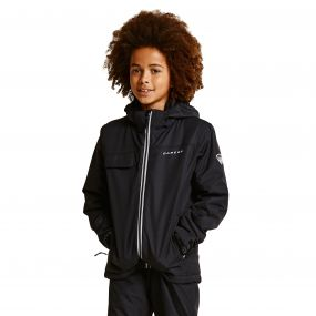 Kids Ruminate Ski Jacket Black