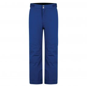 Kids Take On Ski Pants Laser Blue