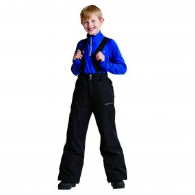 Kids Whirlwind II Ski Pants Black