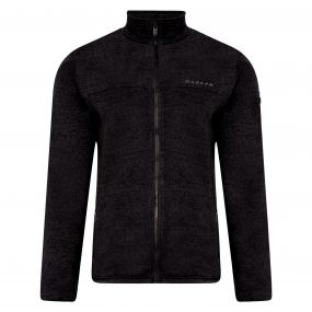 Men's Bequeath Ski Midlayer Sweater Black
