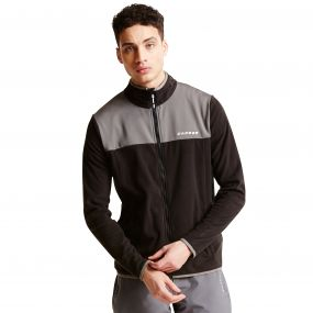 Men's Distinct Fleece Black/Smokey
