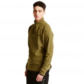 Men's Sentient Fleece Camo Green