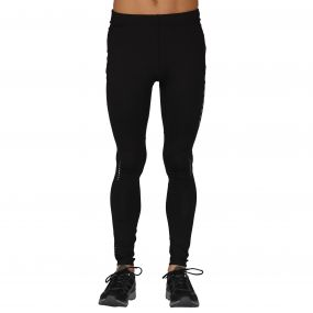 Men's Forfeit Running Tights Black
