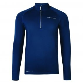 Men's Interfuse Core Stretch Midlayer Admiral Blue