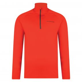 Men's Fuseline III Core Stretch Midlayer Seville Red