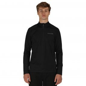 Men's Fuseline III Core Stretch Midlayer Black
